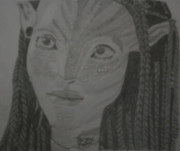 Avatar (film) par Sergen